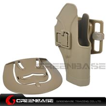 图片 GB CQC Holster for GLOCK 17 TAN NGA0564