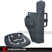 图片 GB CQC Holster for P226 Black NGA0567