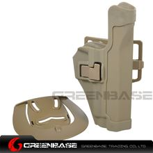 图片 GB CQC Holster for P226 TAN NGA0568