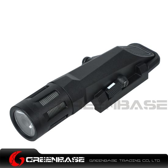 Picture of NB WML Tactical Illuminator Constant Momentary and Storbe 3 Modes Long Version Black NGA1380