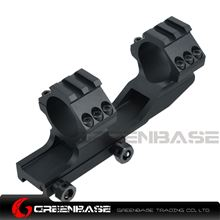 Picture of NB Tactical Top Rail Extend 30MM Ring For Weaver Base With Bubble Level Black NGA1382
