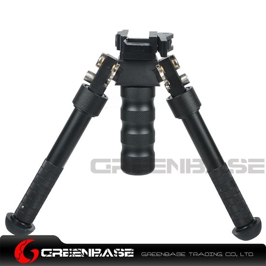 Picture of NB Bipod & Grip Black NGA1430