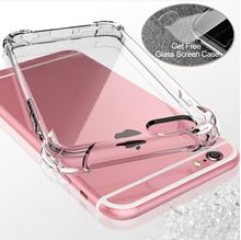 Picture of TPU soft clear Phone case For iPhone 6 Plus  PHC-6P